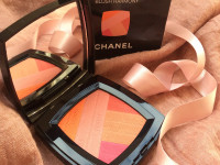 CHANEL – Sunkiss Ribbon Blush Harmony