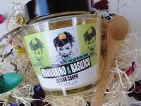 APIARIUM – Scrub Corpo Mandarino&Basilico