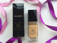 DOLCE&GABBANA- The Lift Foundation – Perfect Reveal Lift Foundation