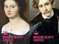 MUSEUM BEAUTY CONTEST –  Concorso di Bellezza per l'elezione di Miss e Mister Galleria Nazionale d'Arte Moderna e Contemporanea di Roma