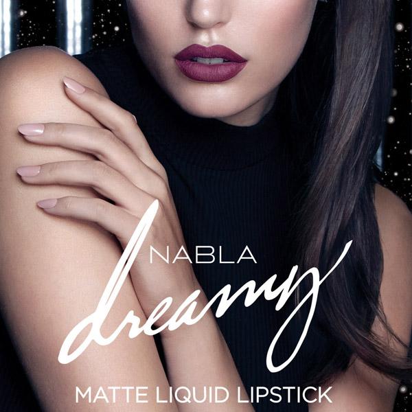 NABLA – Dreamy – Matte Liquid Lipstick