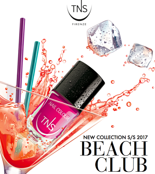 TNS Cosmetics – Beach Club – Collezione Primavera/Estate 2017